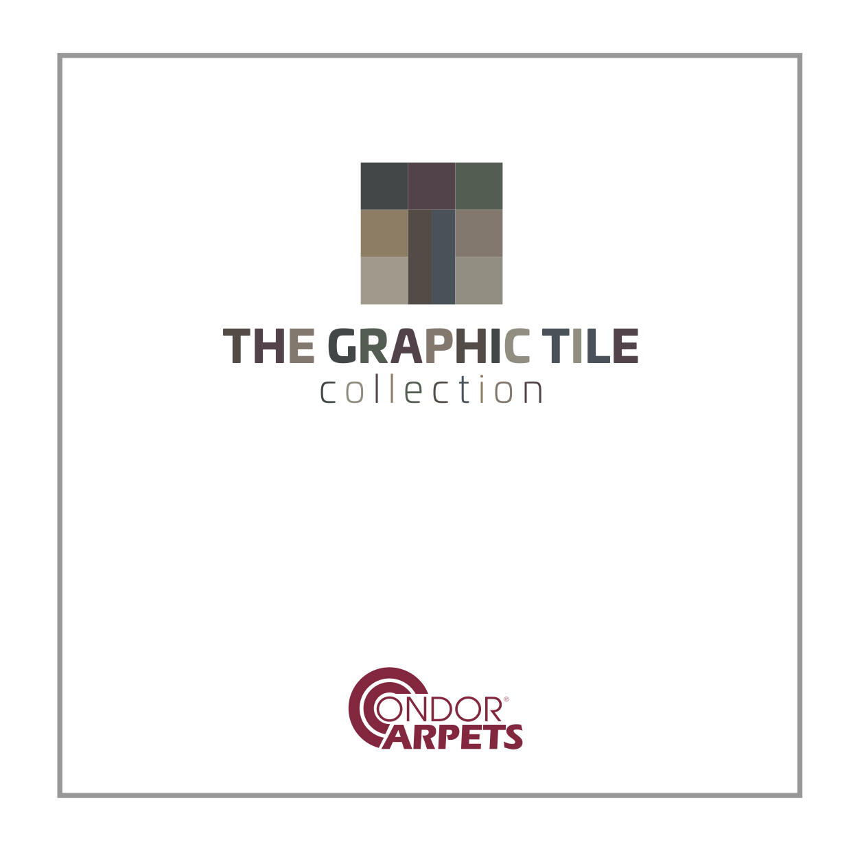 Каталог Condor The Graphic Tile Collection